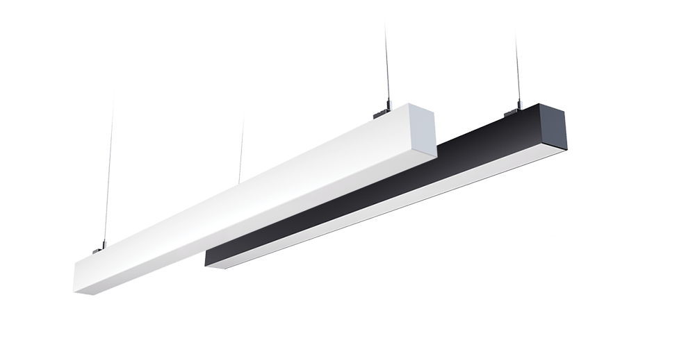 Linear and system luminaires