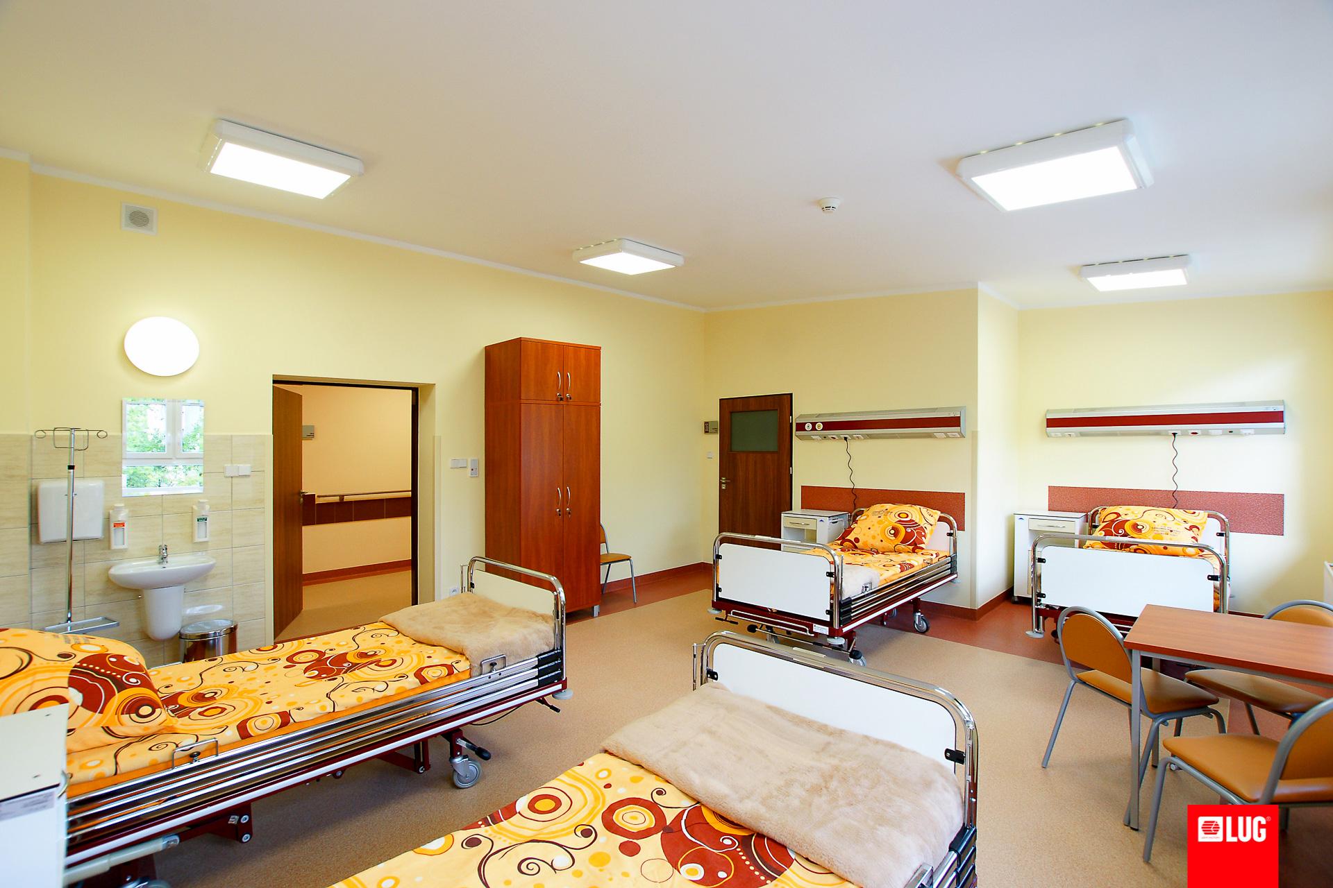Plafoniere Per Sale Operatorie : Ospedale specialistico regionale di zielona góra centro
