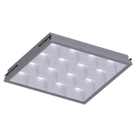 OFFICE PLUS LED 600x600 p/t CLIP-IN