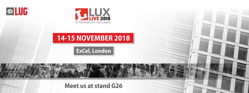 LUG AT LUX LIVE 2018 IN LONDON