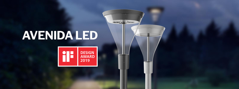 Another win for LUG in the prestigious iF Design Award competition!