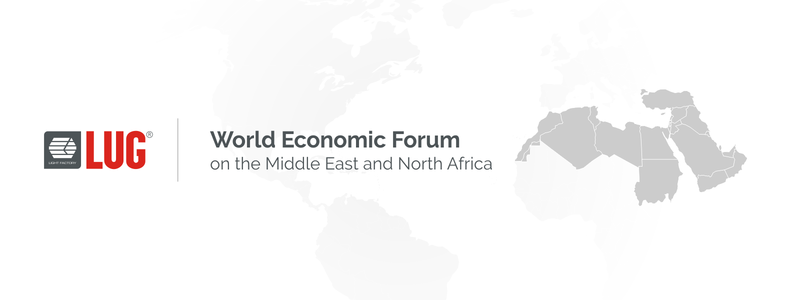 LUG at the World Economic Forum on the Middle East and North Africa