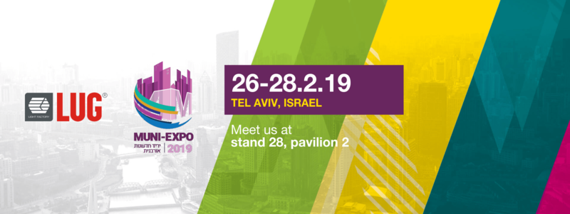 LUG at MUNI EXPO, Tel Aviv, Israel
