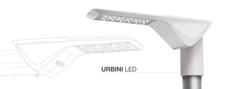 URBINI LED - new infrastructural luminaires