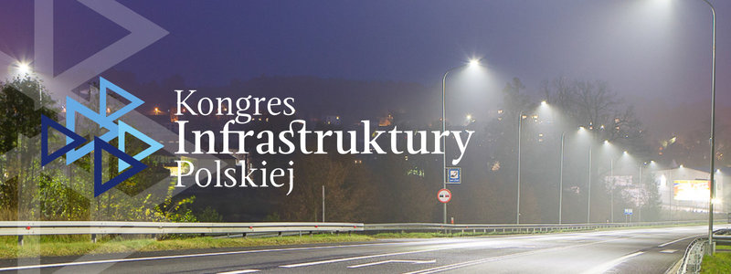 LUG – the Lighting Partner of the 5th Polish Infrastructure Congress